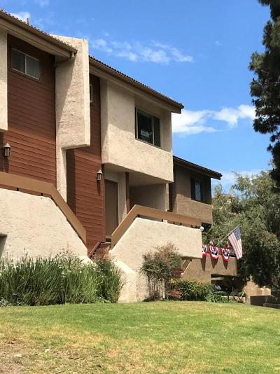 Ventura Condo/Townhouse Active Under Contract: 785 County Square Drive #7