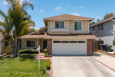 Ventura Single Family Home Active Under Contract: 665 Cachuma Avenue