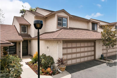 Ventura Single Family Home For Sale: 220 Blackfoot Lane