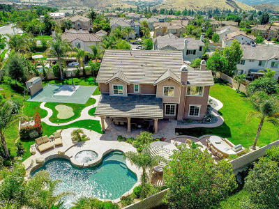 Simi Valley Single Family Home For Sale: 4785 Westwood Street