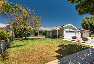 Simi Valley Single Family Home For Sale: 2226 E Malton Avenue