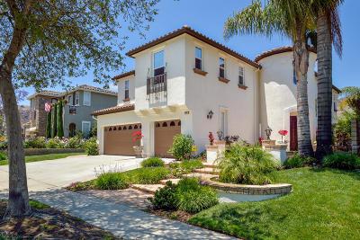 Newbury Park Single Family Home For Sale: 4541 Via Rio