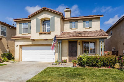 Oxnard Single Family Home Active Under Contract: 762 Pontoon Way