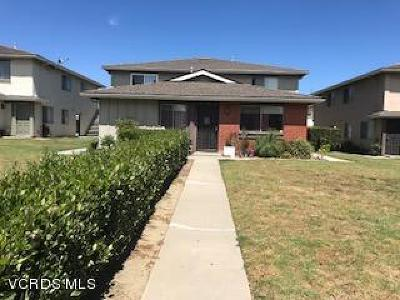 Ventura Single Family Home For Sale: 1132 Acadia Place