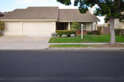 Oxnard Single Family Home For Sale: 2067 Spyglass Trail E