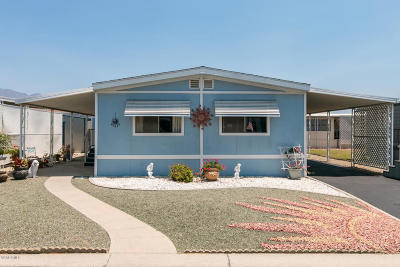 Santa Paula  Mobile Home Active Under Contract: 500 W Santa Maria Street #53