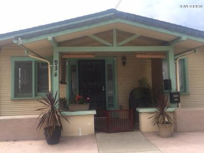 Ventura Multi Family Home Active Under Contract: 934 Poli Street