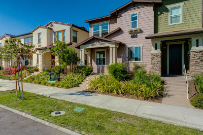 Ventura Single Family Home For Sale: 408 Pear Avenue #101