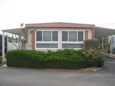 Ventura Mobile Home For Sale: 10685 Blackburn Road #119