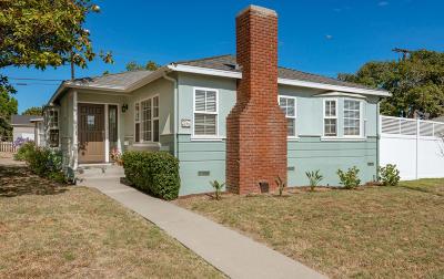 Ventura Single Family Home Active Under Contract: 26 Glen Ellen Drive