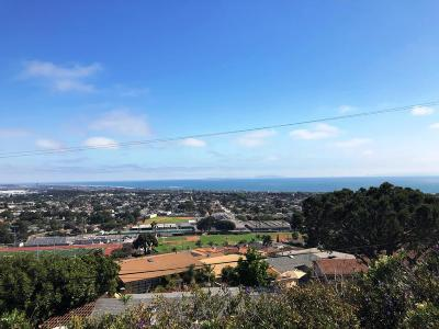 Ventura Single Family Home Active Under Contract: 2272 Hillcrest Drive