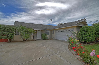 Camarillo Single Family Home For Sale: 422 Graham Avenue