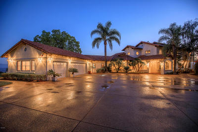 Moorpark Single Family Home For Sale: 8420 Waters Road