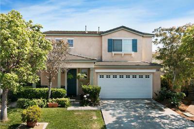 Oxnard Single Family Home For Sale: 1512 Picasso Lane