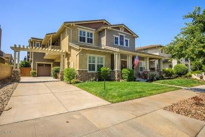 Camarillo Single Family Home For Sale: 3160 Penzance Avenue