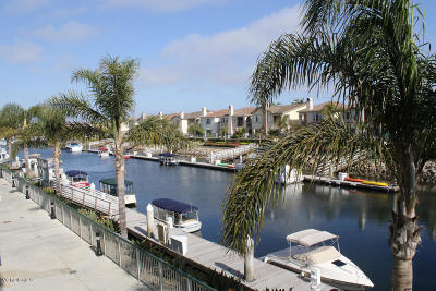 Oxnard Condo/Townhouse Active Under Contract: 4322 Tradewinds Drive