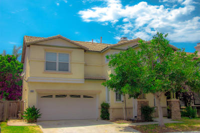 Oxnard Single Family Home For Sale: 813 Pivot Point Way