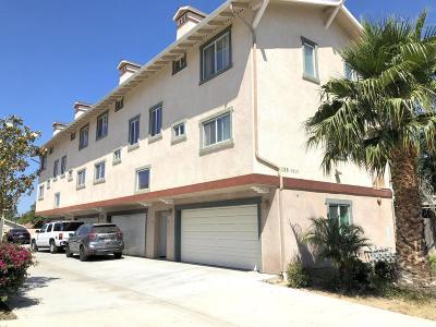Santa Paula Multi Family Home Active Under Contract: 138 12th Street