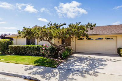 Port Hueneme Single Family Home For Sale: 2577 Neptune Place