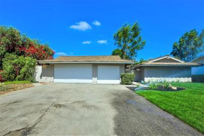 Camarillo Single Family Home For Sale: 1725 Ramona Drive