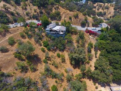 Single Family Home For Sale: 3250 Coldwater Canyon Avenue