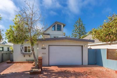 Ventura Single Family Home For Sale: 1150 Kingston Lane