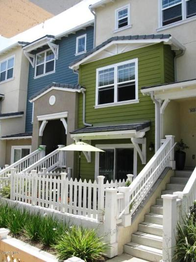 Oxnard Single Family Home For Sale: 3659 Islander Walk