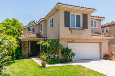 Camarillo Single Family Home For Sale: 1860 Padre Lane