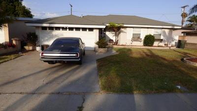 Oxnard Single Family Home For Sale: 1004 Saratoga Street