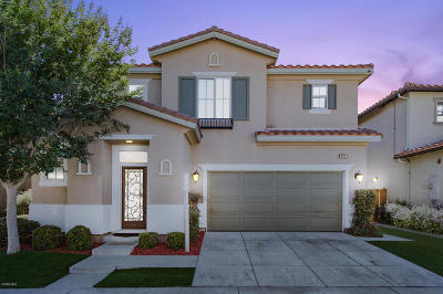 Oxnard Single Family Home For Sale: 833 Carina Drive