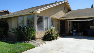 Camarillo Condo/Townhouse For Sale: 16145 Village 16