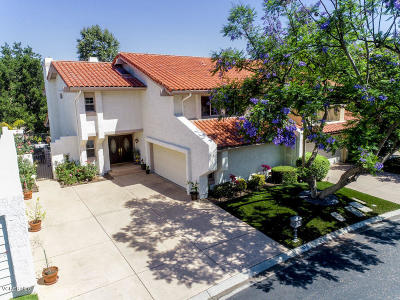 Westlake Village Condo/Townhouse For Sale: 1675 Ryder Cup Drive