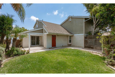 Ventura Single Family Home For Sale: 1221 Chelan Lane