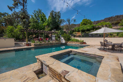 Thousand Oaks Single Family Home For Sale: 2086 Calle Salto