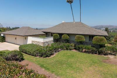 Ventura County Single Family Home For Sale: 857 Deseo Avenue