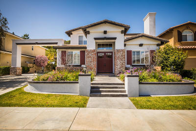 Newbury Park Single Family Home For Sale: 849 Paseo De Leon
