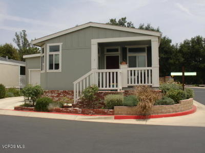 Ojai Mobile Home For Sale: 1885 Maricopa Highway #1