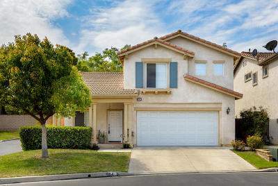 Camarillo Single Family Home For Sale: 584 Paseo Del Valle