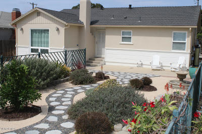 Ventura CA Single Family Home For Sale: $739,000