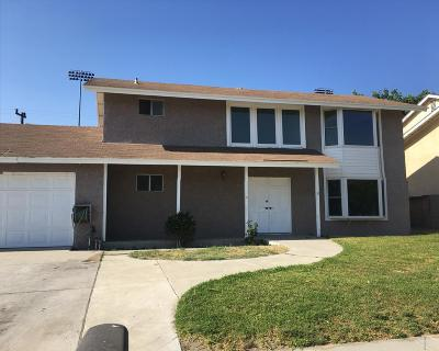 Simi Valley Single Family Home For Sale: 1435 Dinsmore Street