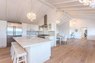 Santa Barbara Single Family Home For Sale: 414 Yankee Farm Road
