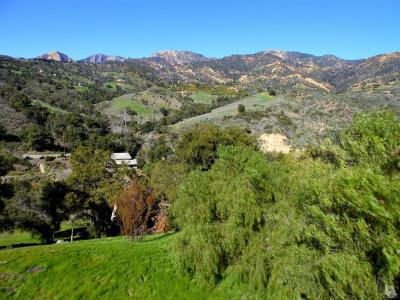 Santa Barbara Residential Lots & Land For Sale: 225 Conejo Road