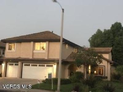Moorpark Single Family Home For Sale: 4462 Vistameadow Court
