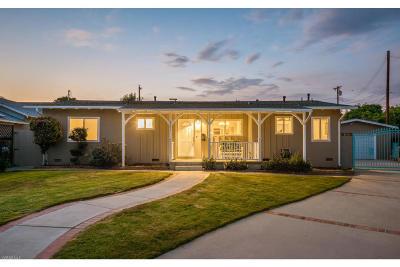 Ventura Single Family Home For Sale: 6901 Norton Avenue