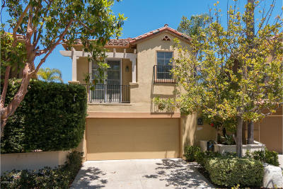 Camarillo Single Family Home For Sale: 1132 Corte Riviera