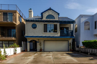 Oxnard Single Family Home For Sale: 344 Sunset Drive