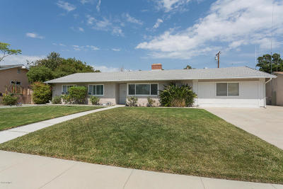 Simi Valley Single Family Home For Sale: 3052 Lori Circle