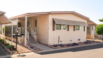 Ventura Mobile Home Active Under Contract: 137 Geranium Way