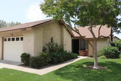Ventura County Single Family Home For Sale: 35103 Village 35