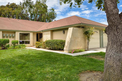 Camarillo Single Family Home For Sale: 4108 Village 4